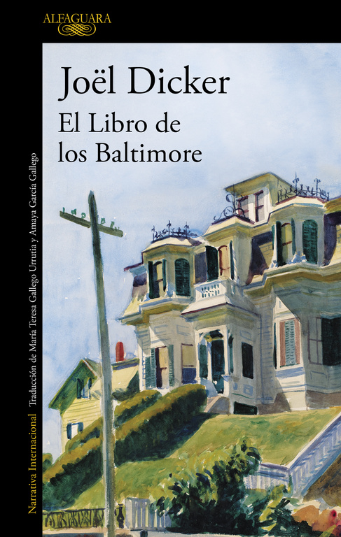 Top 01. El Libro de los Baltimore