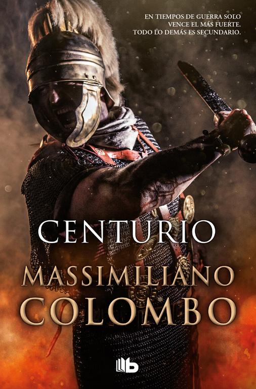 Portada de Centurio de Massimiliano Colombo
