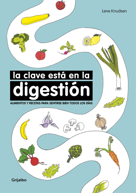 La clave está en la digestión (Alimentos y recetas para sentirse bien todos los días)