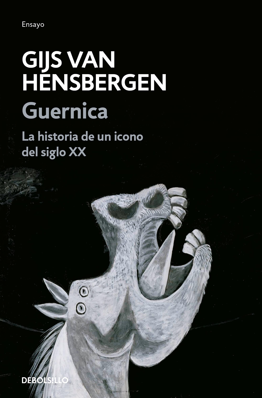 Portada de Guernica de Gijs van Hensbergen