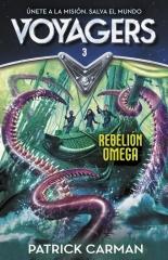 megustaleer - Rebelión Omega (Voyagers 3) - Patrick Carman
