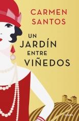 megustaleer - Un jardín entre viñedos - Carmen Santos