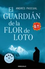 megustaleer - El guardián de la flor de loto - Andrés Pascual