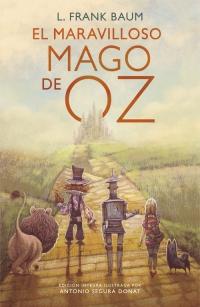 megustaleer - El maravilloso Mago de Oz (Alfaguara Clásicos) - L. Frank Baum