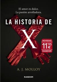 La historia de X (A.J. Molloy)