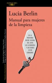 megustaleer - Manual para mujeres de la limpieza - Lucia Berlin