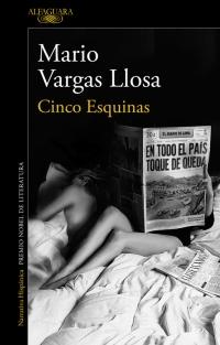 megustaleer - Cinco esquinas - Mario Vargas Llosa