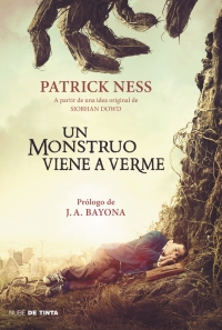 megustaleer - Un monstruo viene a verme - Patrick Ness