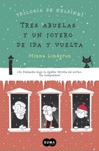 megustaleer - Tres abuelas y un joyero de ida y vuelta (Trilogía de Helsinki 2) - Minna Lindgren