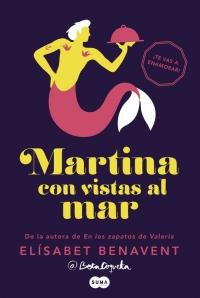 megustaleer - Martina con vistas al mar (Horizonte Martina 1) - Elísabet Benavent