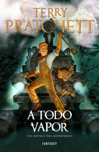megustaleer - A todo vapor (Mundodisco 40) - Terry Pratchett