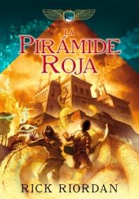La pirámide roja (Rick Riordan)