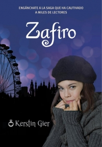 Zafiro (Rubí 2, nueva encuadernación) (Kerstin Gier)
