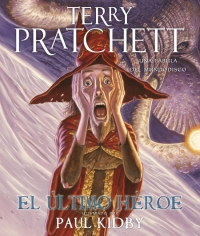 Mundo disco de Terry Pratchett L337352