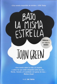 Bajo la misma estrella (Tapa dura) (John Green)