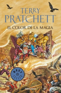 El color de la magia (Mundodisco 1) (Terry Pratchett)