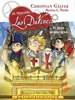 El arca misteriosa (El pequeño Leo Da Vinci 8)