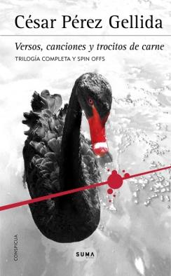 Trilogía «Versos, canciones y trocitos de carne»